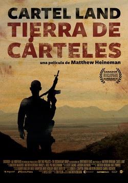 Tierra de Carteles en Español Latino