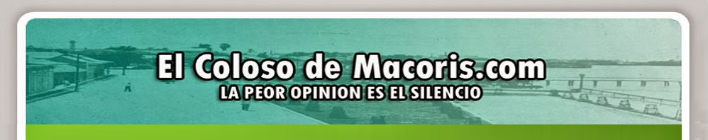 PERIODICO EL COLOSO DE MACORIX