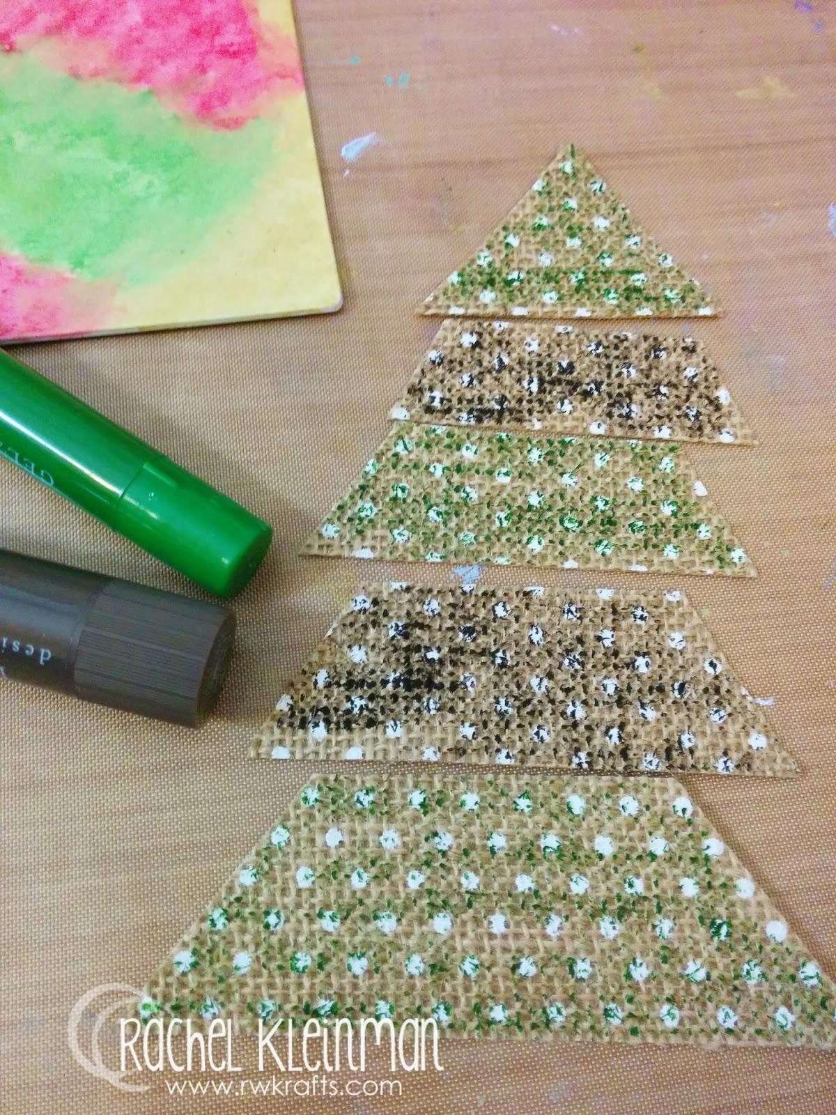 December Art Journal with Rachel Kleinman - Faber-Castell Design ...