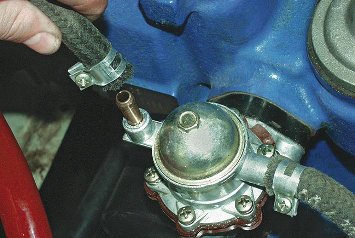 Фото №12 - как проверить исправность бензонасоса ВАЗ 2110