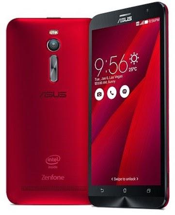 Asus Zenfone 2 ZE551ML 32 GB Smartphone Android Harga Rp 3 Jutaan