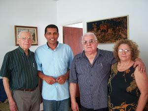 Pioneiros do Avivamento no Brasil-Pastor Enéas e Pastor Autilino