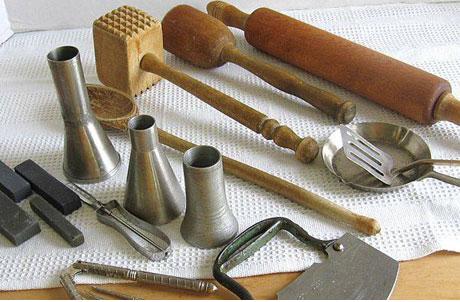 Cara Merawat Peralatan Masak terbuat dari kayu