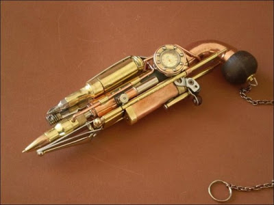 Creative Steampunk Gadgets and Designs (15) 1