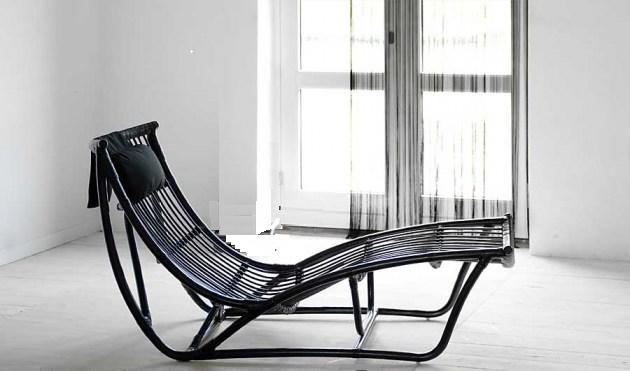 MARSEILLE Rattan Relax Chair