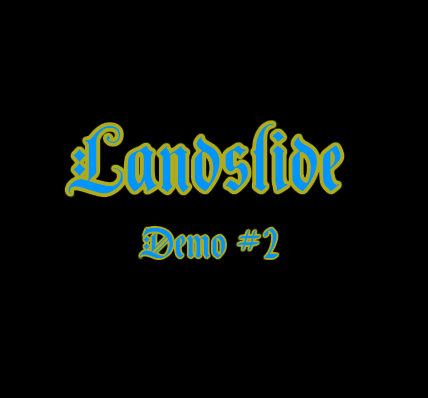 Landslide - Demo #2 1985 Sweden