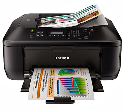 download Canon PIXMA MX377 Inkjet printer's driver