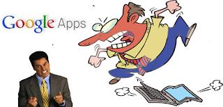 Google Apps Sunucu Hatası - Domain Yönlendirme