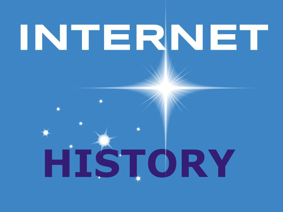 History of the Internet. | The Pollution
