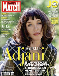 Paris match Aout 2012