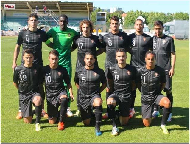Torneio de Toulon:  PORTUGAL-CHILE, 3-1, assista aos golos