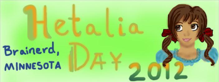 Hetalia Day 2011