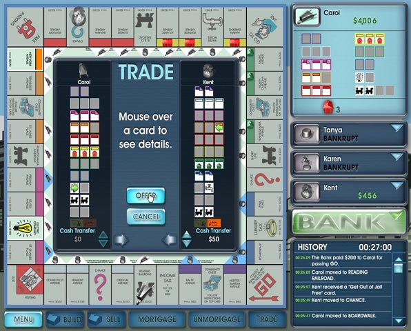 monopoly game online download free