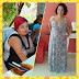 Foto do antes e durante o emagrecimento