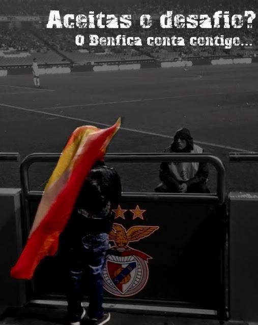 o Benfica precisa da MÍSTICA GLORIOSA contra o Feirense na Luz!