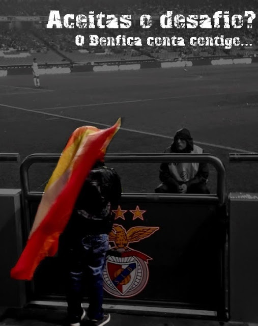 o Benfica precisa da MÍSTICA GLORIOSA contra o Sporting!