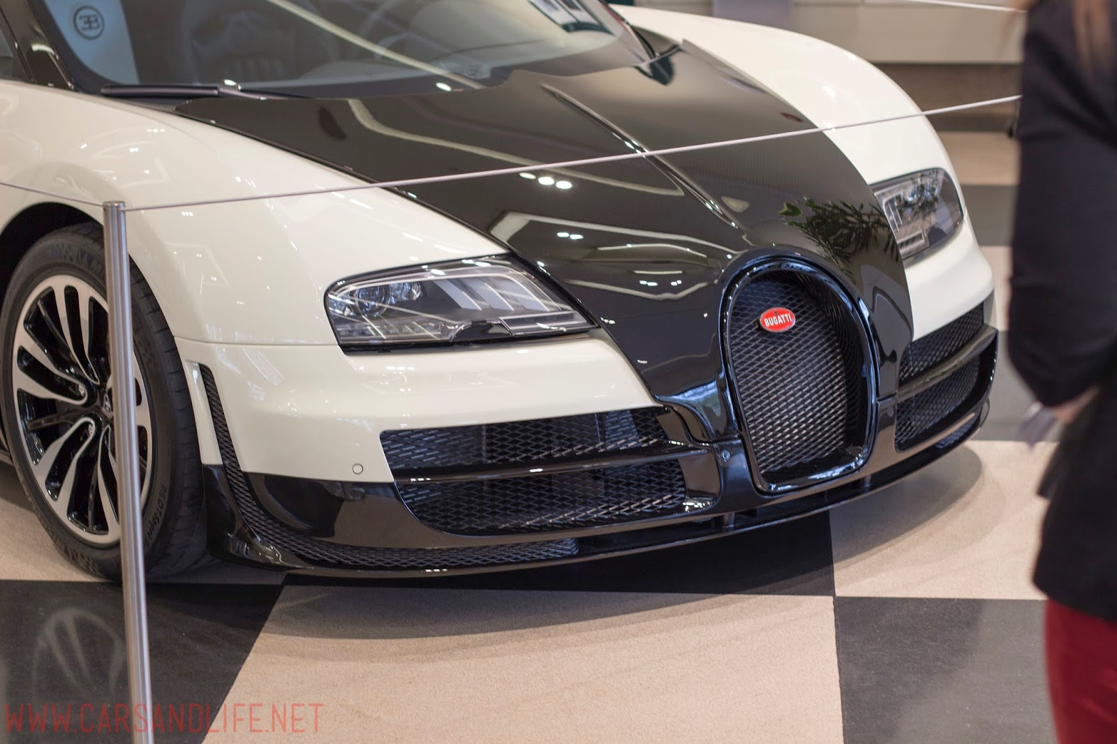 bugatti veyron brake job price the chiron made a stop at