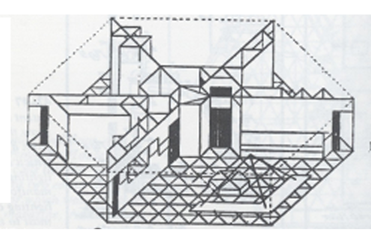 future house s genealogy dymaxion house comprehensive collection of his designs and drawings volume new york garland 1985 r buckminster fuller robert marks the dymaxion world of