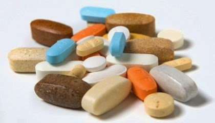 الفيتامينات تعمل على الحصول على جسم مثالي