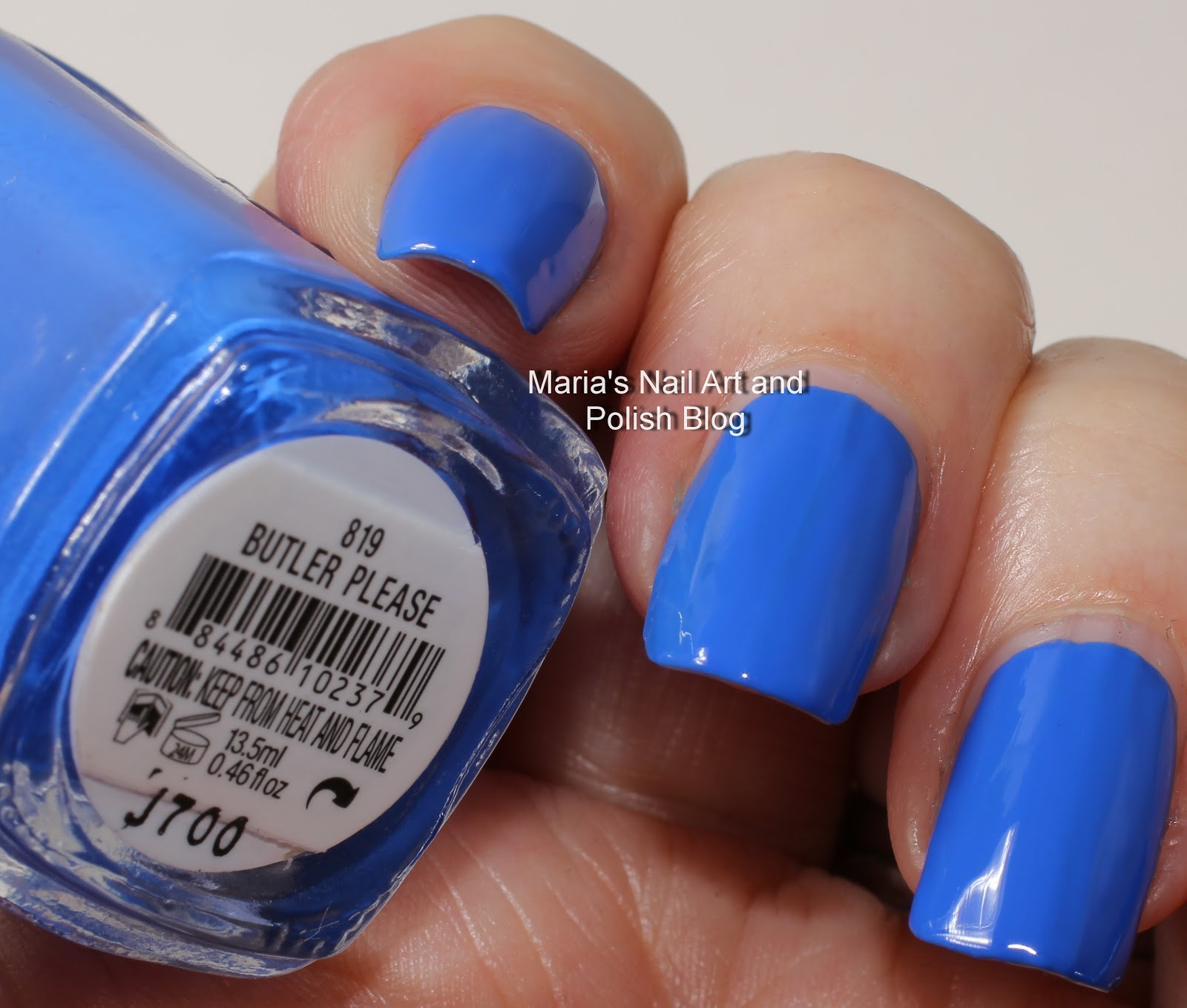 Essie Kentucky Blue Nail Polish | Best Nail Designs 2018