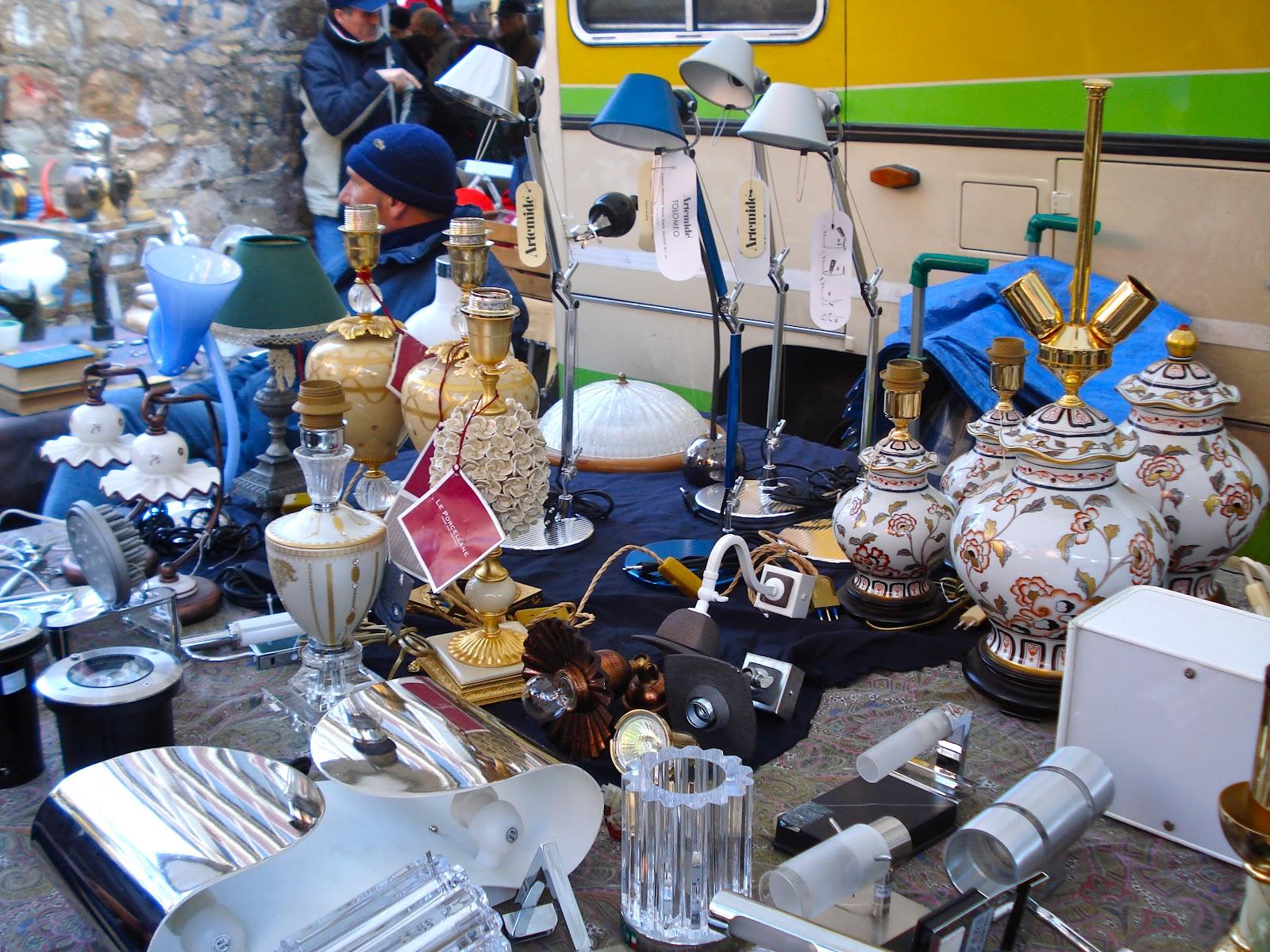 Just shmying around porta portese market - Porta portese it ...