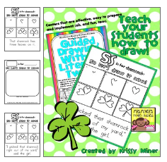 https://www.teacherspayteachers.com/Product/FREE-Draw-It-Now-St-Patricks-Day-Literacy-Center-Easy-to-Prepare-Implement-591347