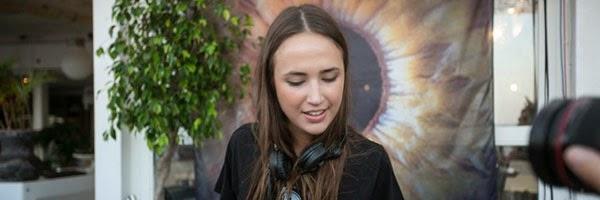 Bella Sarris - ENTER. Sake Week 9 (Space, Ibiza) - 28-08-2014