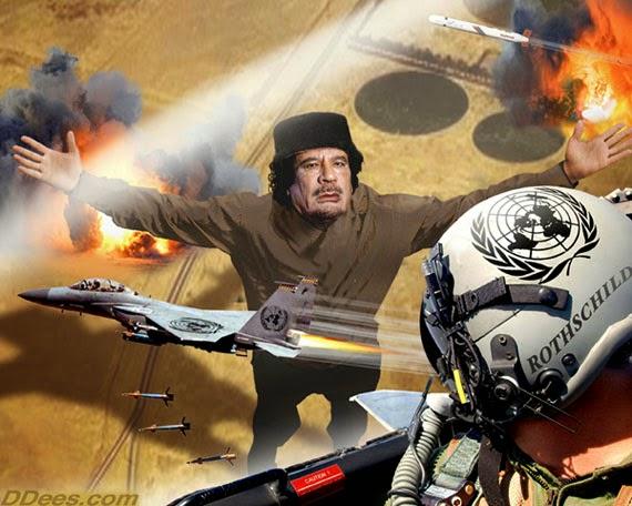 Libya's Destruction