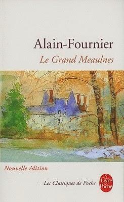 Alain-Fournier French novel