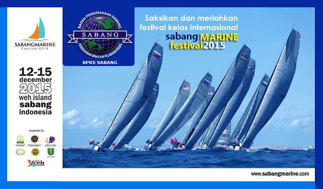 Sabang Gelar Marine Festival 2015