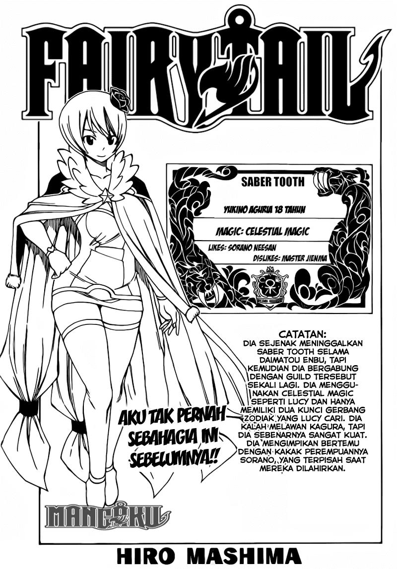 03 Fairy Tail 348   Kembalinya Sang Iblis