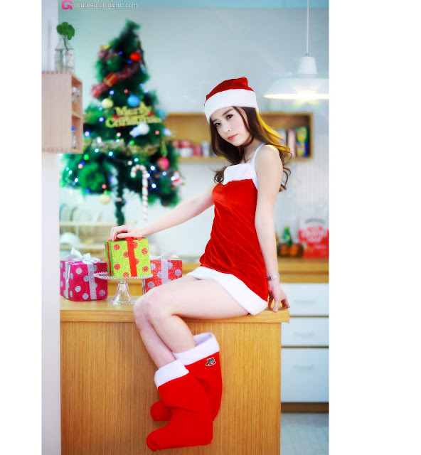 6 Santa Bo Ra Yang-very cute asian girl-girlcute4u.blogspot.com