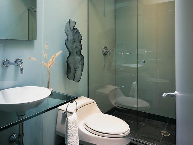 BANHEIROS PEQUENOS MODERNOS 4 ESTILOS + 25 FOTOS  Decor Alternativa -> Banheiro Pequeno Assim Eu Gosto