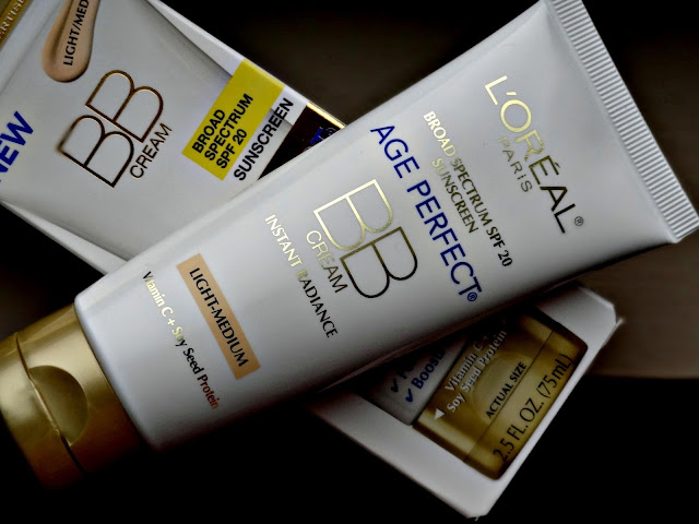 L'oreal Age Perfect Instant Radiance BB Cream Reviews