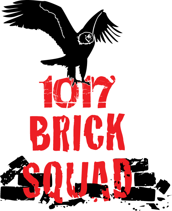 1017 brick squad bird