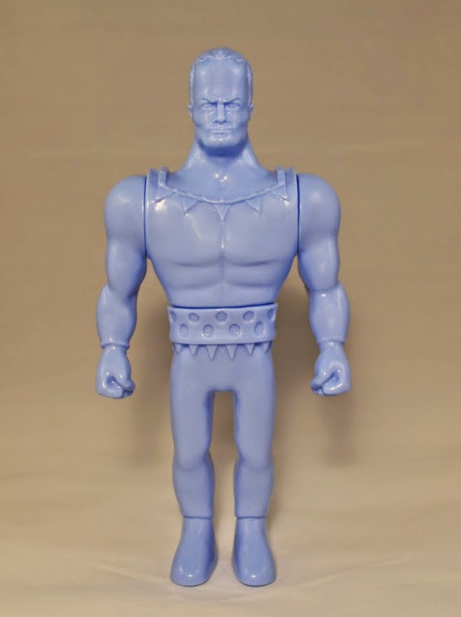 Unpainted Stardust the Super Wizard Vinyl Figure by Eagle Eye Prime (1)