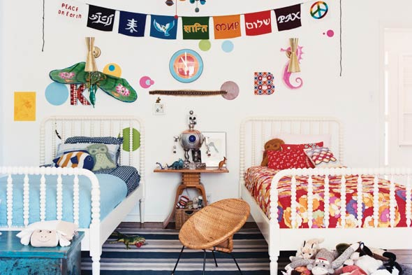 Scribbles such shared boy girl bedroom for Bedroom ideas for girls sharing a room