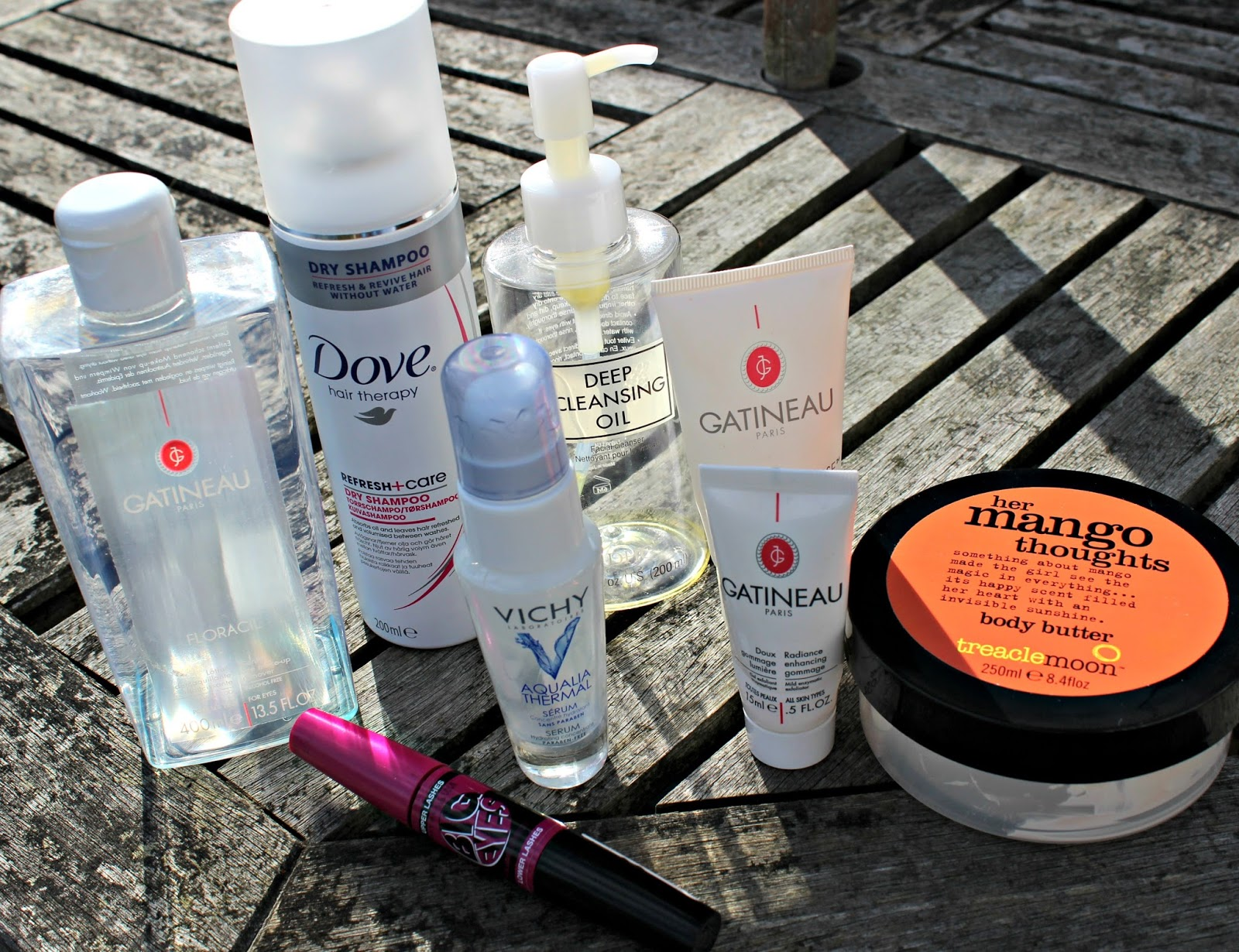 A picture of September Empties