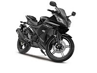 Yamaha R15 V2.0 Midnight Black