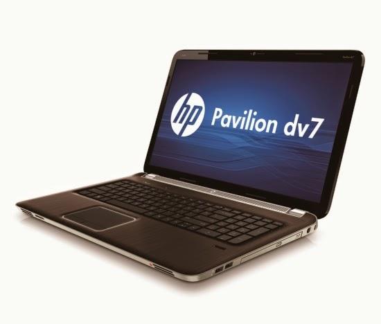 Top 5 best  gaming laptops #1 : HP Pavilion dv7t Quad