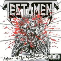 [1993] - Return To The Apocalyptic City [EP]