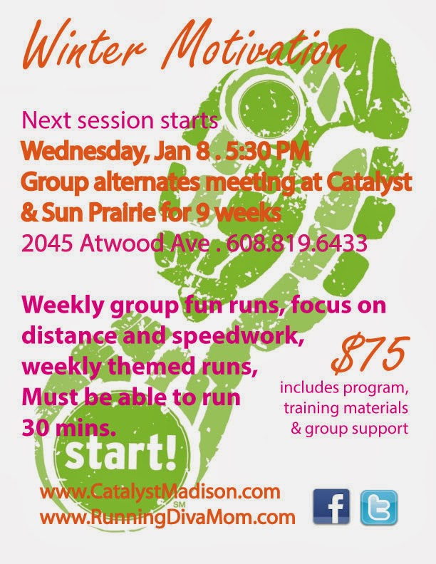 Winter Running Group - Wed