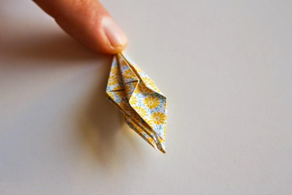 DIY, Como Hacer Flores de Papel con Origami