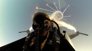 Pilot F-16 Turki foto selfie