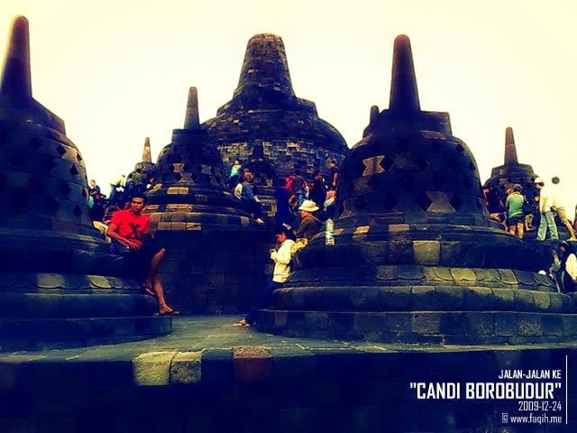 Berkunjung ke Candi Borobudur