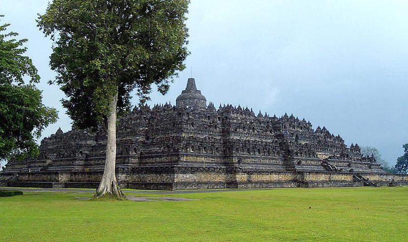 Candi Borobudur (Budha)