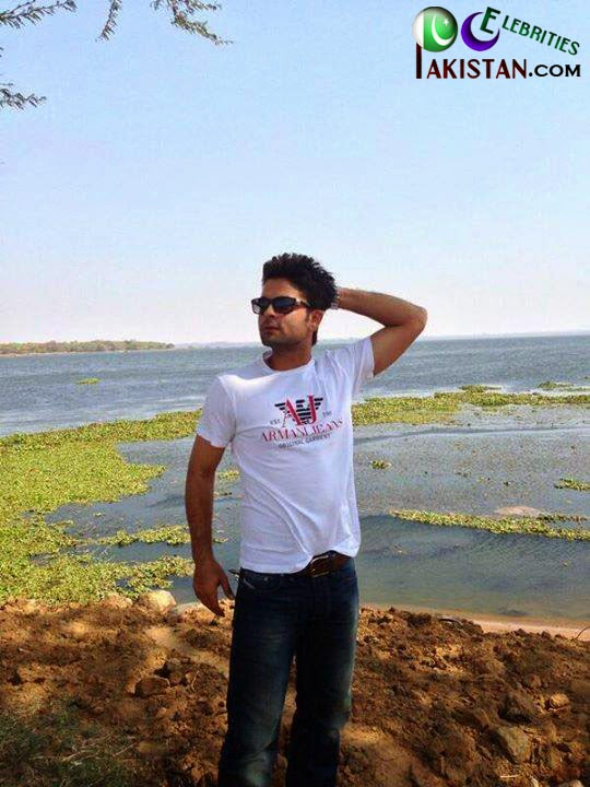 Ahmed Shehzad 2014 Pictures