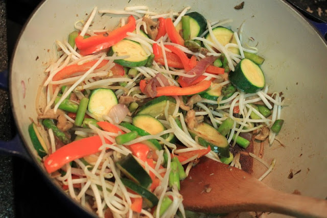 ... Tonight: Summer Vegetable and Chicken Stir-Fry {Gluten-Free, Soy-Free
