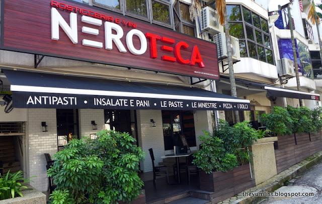 Neroteca, Damansara Plaza, Weekend Bubbly Brunch
