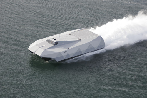 ShipRecycling:: Five Cool Stealth War Ships: